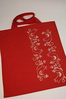 Nákupné tašky - Taška folk II - 11133272_