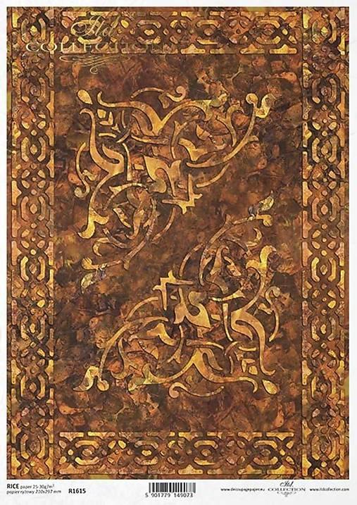 ryžový papier ITD 1615