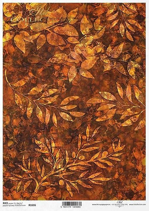 ryžový papier ITD 1616