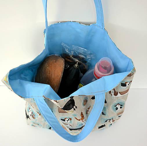 Hafanová nákupná taška