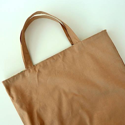 Folk nákupná taška