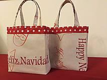 Úžitkový textil - Darčeková taška - 11132501_