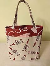 Úžitkový textil - Taška na darčeky - 11132839_