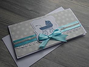 Papiernictvo - ...pohľadnica pre chlapčeka... - 11130294_