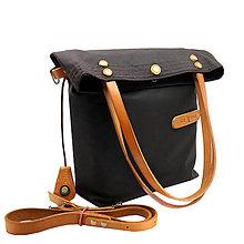 Veľké tašky - Dámská taška MARILYN BROWN HONEY - 11131604_