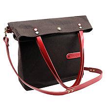 Veľké tašky - Dámská taška MARILYN CHILLI - 11131630_