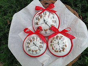 Dekorácie - čas vianočný - 11132807_