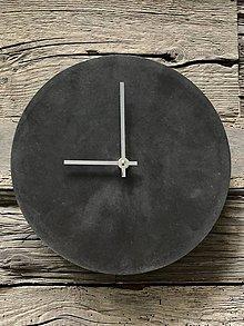 Hodiny - Betónové hodiny N5 - 11136994_