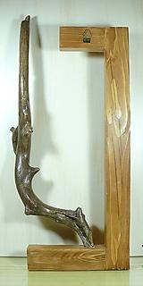 Dekorácie - Rámček na stenu - 11136356_
