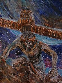 Obrazy - Sins of the world /Hriechy sveta/ - 11135711_