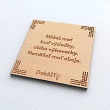 Magnetky - Motivačná magnetka na chladničku personalizovaná 01 - 11135580_