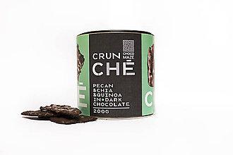 Potraviny - CRUNCHÉ pekan, chia, quinoa, kokos - 11134800_