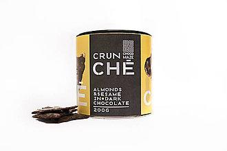 Potraviny - CRUNCHÉ mandle a sezam - 11134919_