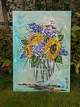Obrazy - Vôňa letnej lásky - 11135490_