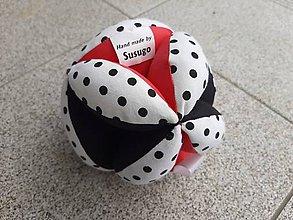 Hračky - Susugo úchopová lopta. - 11136377_