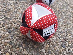 Hračky - Susugo úchopová lopta. - 11136421_