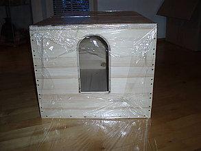 Nábytok - Domček pre domácich maznáčikov. - 11134601_