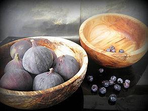Nádoby - misky z dreva vŕby... - 11139808_