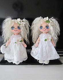 Bábiky - DOROTKA A TÝNKA - 11138137_