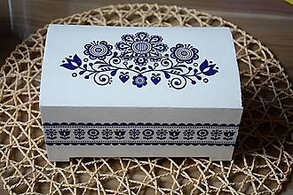 Krabičky - Pokladnička veľká - 11140520_