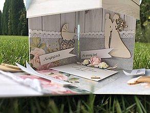 Papiernictvo - Exploding box - 11139222_
