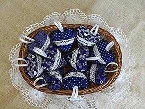 Darčeky pre svadobčanov - Srdiečka folk s levanduľou - 11137783_