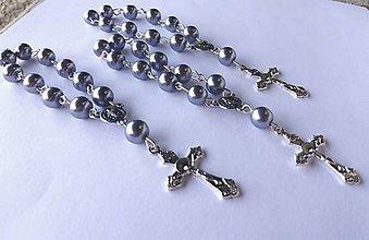 Iné šperky - Ruženec - 11139624_