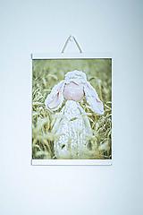 Detské doplnky - A4 - Foto Ovka na stenu - 11137945_