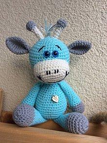 Hračky - žirafka Žužu - 11139858_