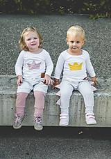 Detské oblečenie - Nátelník Ruler - 11140509_