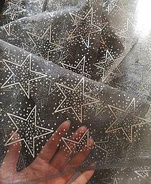 Iný materiál - Vianoce v šedom - 11139428_