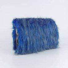 Iné tašky - Rukávnik - Royal Blue (malý) - 11139732_