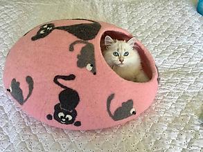 Pre zvieratká - Pelech pre mačičky - kukaňa  - 11139281_