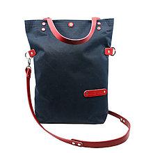 Veľké tašky - Dámská taška MARILYN BLUE - 11139379_