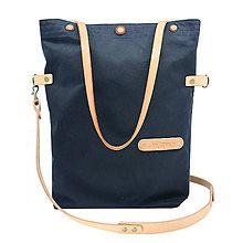 Veľké tašky - Dámská taška MARILYN BLUE 2 - 11139410_