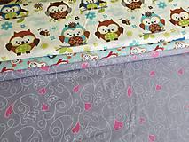 Textil - Látky vzorované č.4 - 11138135_
