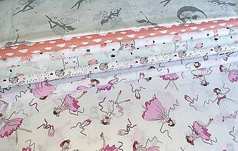 Textil - Látky jemné pastelové č.3 - 11137971_