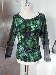 Tričká - Rest of green - 11140610_