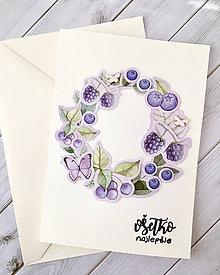Papiernictvo - Pohľadnica 'Všetko najlepšie' - 11143511_