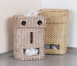 "Krabičky - ""Sáčkožrút"" - zásobník na sáčky (Karol I.) - 11142612_"
