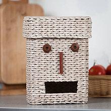 "Krabičky - ""Sáčkožrút"" - zásobník na sáčky (Karol II.) - 11142616_"
