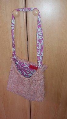 Iné tašky - Rucne tkana textilia, Taska 4 - 11141642_