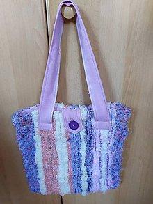 Iné tašky - Rucne tkana textilia, Taska 6 - 11141674_