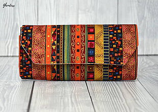Peňaženky - Peněženka - Marakéš - 11145810_
