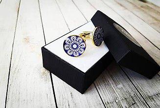 Šperky - Manžetové gombíky - 11147358_