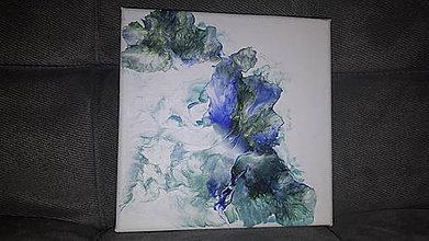 Obrazy - Ako kvet - 11148170_