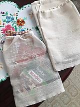 Úžitkový textil - V kuchyni bez igelitu - 11145907_