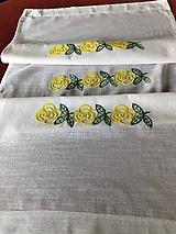 Úžitkový textil - V jednoduchosti je krása - 11145978_