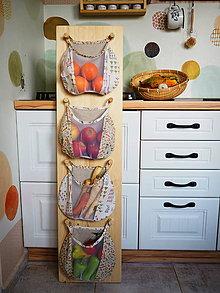 Úžitkový textil - Zelovoc stena - 11146383_