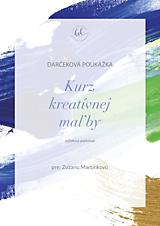 Darčekové poukážky - Darčeková poukážka - kreatívny workshop TVORIVÉ MAĽOVANIE - 11148223_